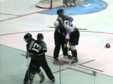 Sam Ruopp vs. Brandon Baddock