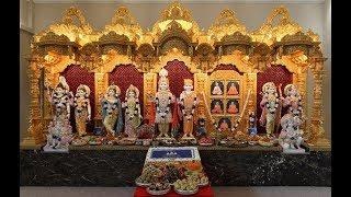 Inauguration of BAPS Shri Swaminarayan Mandir, Coventry