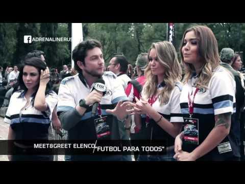 Así vivieron cuatro chapines la Fórmula 1 en México