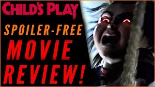 Child's Play 2019: Movie Review!
