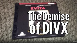 The DVD Player Everyone Hated - DIVX