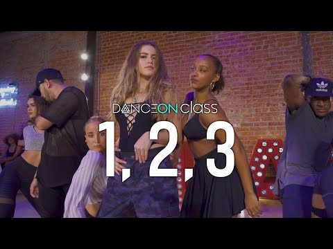 Sofia Reyes - 1, 2, 3 (ft. Jason Derulo & De La Ghetto) | Brinn Nicole Choreography | DanceOn Class
