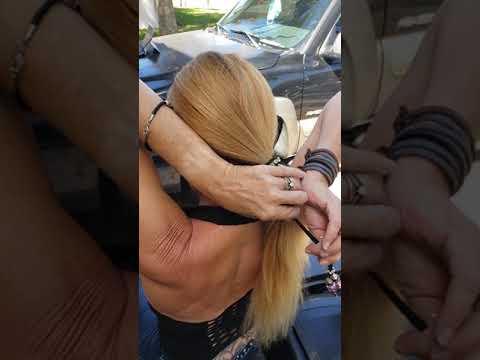 Custom Hair Whip