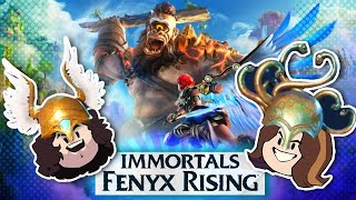 Immortals Fenyx Rising: Exclusive Preview #ad