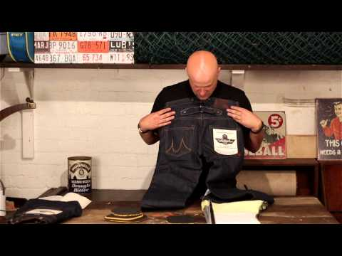 Maple Motorcycle Jeans Straight Cut 1941 Product Review