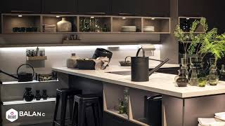 Simply Stunning Black And Gray Kitchens – Trendy Ideas And Inspirations