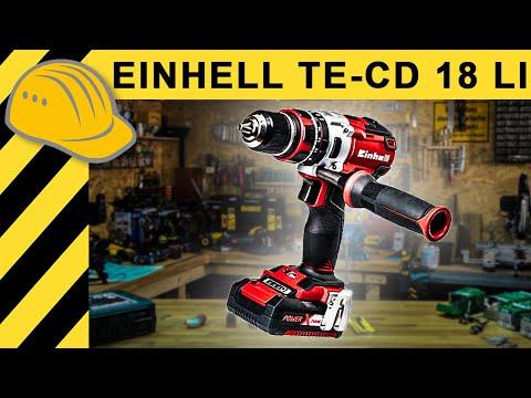 EINHELL AKKUSCHRAUBER TEST TE-CD 18 Li BL | TOP oder FLOP? | EXTREMTEST SPAX 10x400 | TESTBERICHT