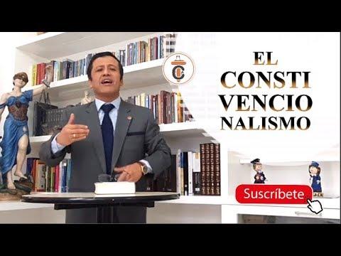 EL CONSTIVENCIONALISMO - Tribuna Constitucional 143 - Guido Aguila Grados