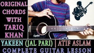 (Aaj Dil Dukha Hai) | Atif Aslam | Complete Guitar   - YouTube