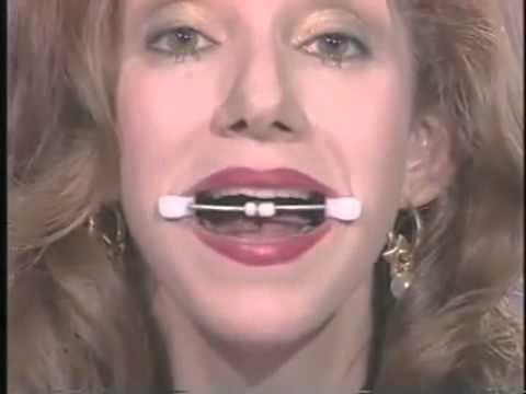 Facial Flex Infomercial Is SFW… But Only Just