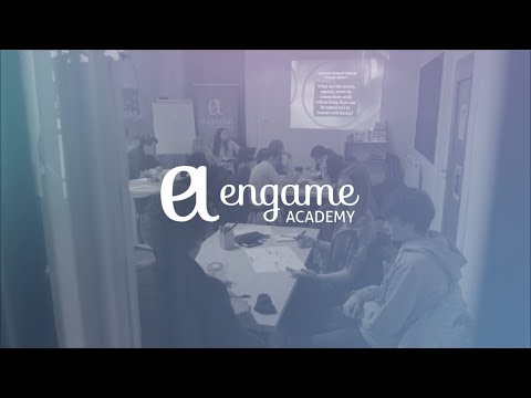 Engame Academy - Product video