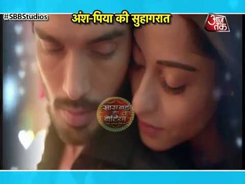 Nazar: Piya & Ansh's HOT SUHAGRAAT!