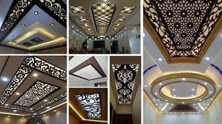 Latest CNC False Ceiling Designs Ideas   Living Room False Ceiling Design   False Ceiling Design