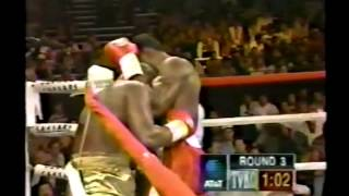 James Toney vs Ernest Mateen