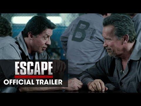 Escape Plan (2013 Movie) Official 4K Trailer - Sylvester Stallone, Arnold Schwarzenegger (видео)