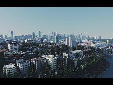 Mattupolis Modern City Project Release 95 Minecraft Project
