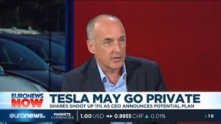 #EuronewsNow | Tesla may go private