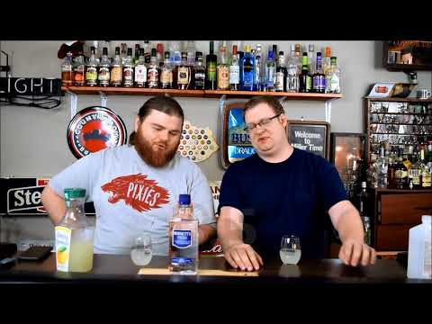 Burnett's Vodka Review!