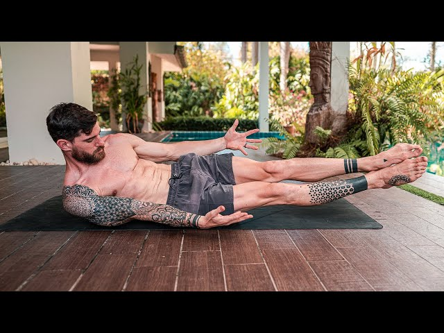 10 Minute Core Routine for Better Handstands
