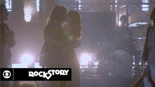 Rock Story: capítulo 145 da novela, quinta, 27 de abril, na Globo