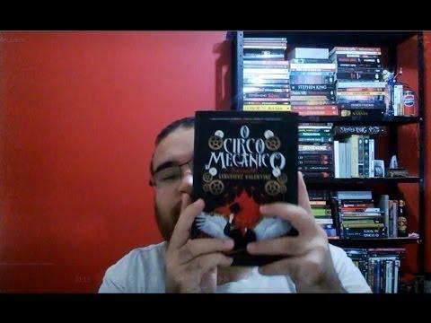 O Circo Mecânico Tresaulti de Genevieve Valentini (DarkSide Books â Aposte no escuro )
