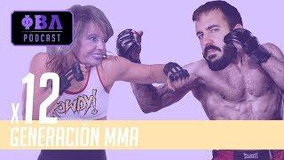 Generación MMA x12   feat Antonio Castelo Vs María Teresa Campos
