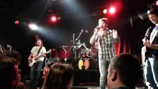 David Croselli & Zmelkoow - Sergio (live) Nova Gorica, Mostovna 30.3.2013