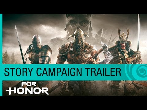 For Honor Trailer: Story Campaign Cinematic (4K) - E3 2016 Official [US] thumbnail