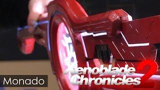 Xenoblade  Chronicles 2 - Monado - NerdyTimber