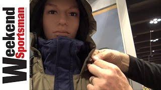 Костюм зимний frabill icesuit jacket bib