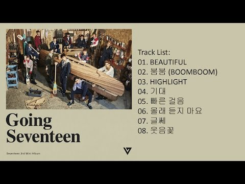 [Full Album] SEVENTEEN – Going Seventeen (Mini Album)