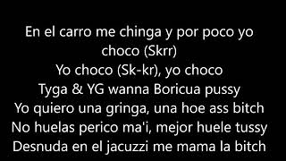YG, Tyga & Jon Z    Go Loko (Lyrics)