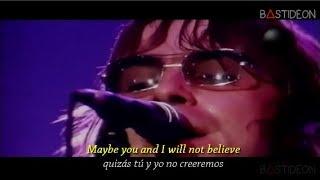 Oasis - Stand By Me (Sub Español + Lyrics)