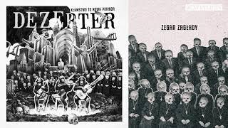 Kadr z teledysku Zegar zagłady tekst piosenki Dezerter