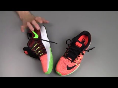 NIKE Zoom Elite 8 running shoes review