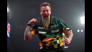 "Simon Whitlock after beating MVG at the World Matchplay: ""I can win this, there's no doubt about it"""