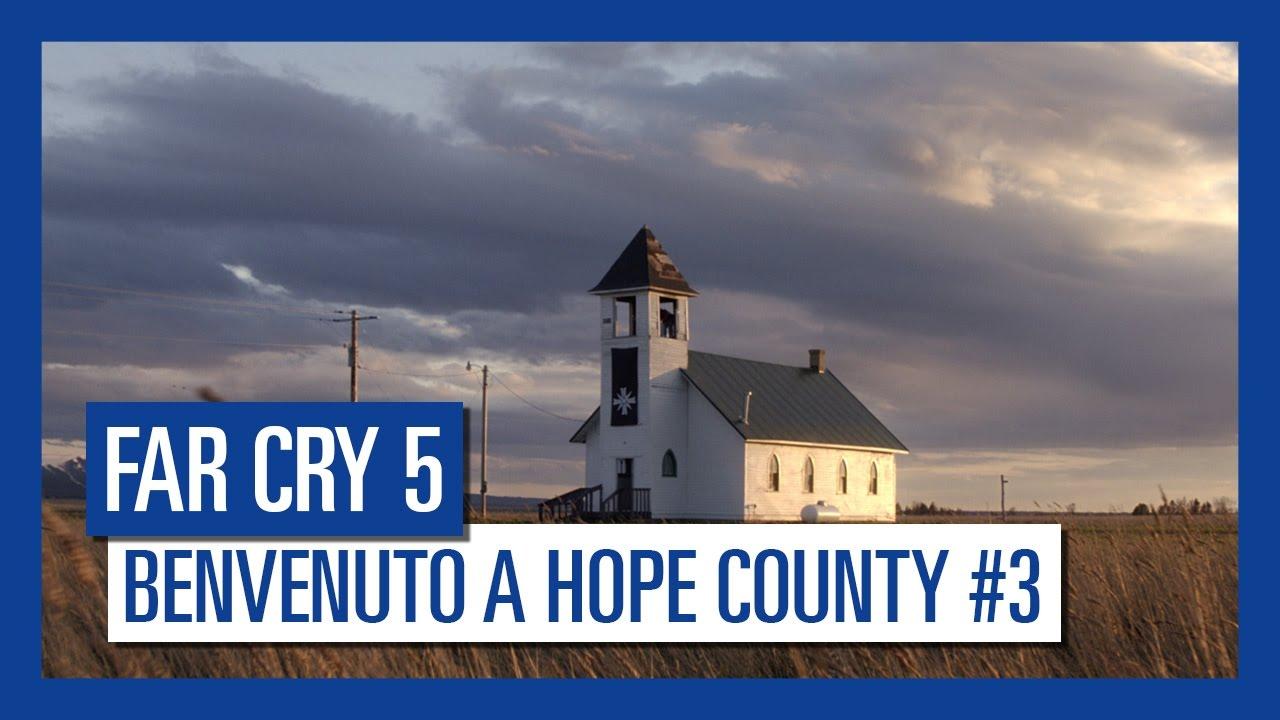 Far Cry 5 - Benvenuto a Hope County #3
