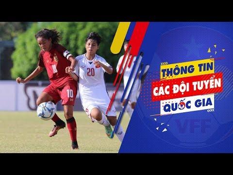 U16 nữ Việt Nam cầm vàng lại để vàng rơi