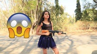 Rok ke dikhao giske BUM me DUM | PUBG Live with BindassKAVYA