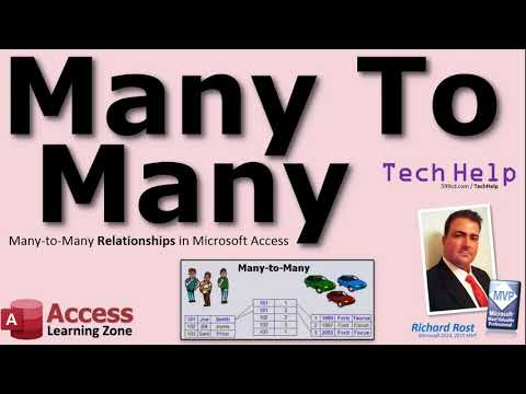 Using Many-to-Many Relationships in Microsoft Access to Track ...