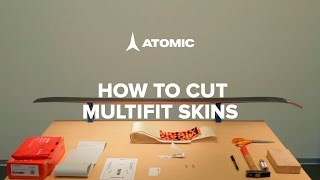 Видео: Как обрезать камусы Atomic