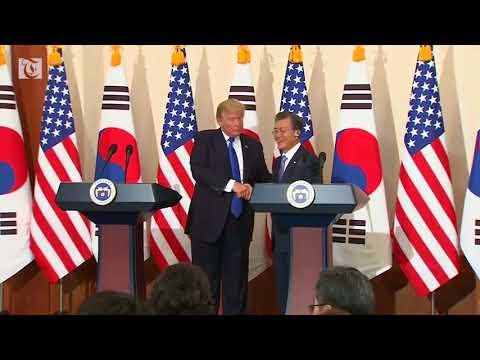 South Korea says Trump deserves 'big' credit for North Korea talks