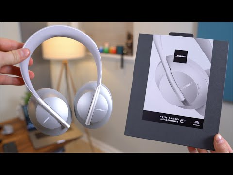 External Review Video etdlQPxjsLM for Bose Noise Cancelling Headphone 700