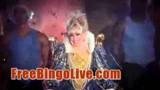 Jackpotjoy Bingo: Barbara Windsor Free Bingo Promotion, BINGO ONLINE