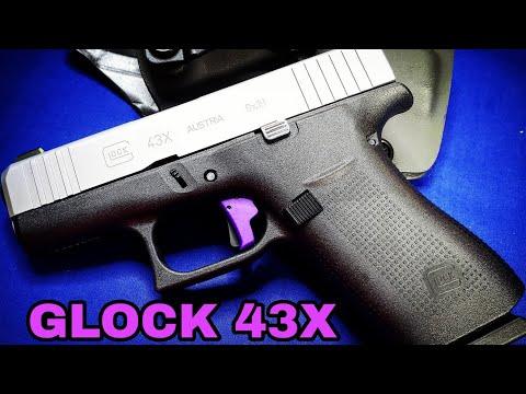 Glock 43x Vs 43