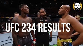 UFC 234 Results: Israel Adesanya Vs. Anderson Silva   Post-Fight Special   Luke Thomas
