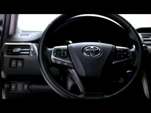 Toyota  Camry Седан класса E - рекламное видео 1