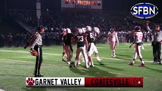 Coatesville uses clutch defense to rally past Garnet Valley, win District 1 6A Championship
