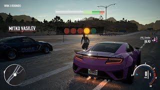 Need For Speed Payback - Diamond Block Drag League & Boss Race Walkthrough [Hard Difficulty]