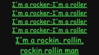 Rocker by AC/DC w/ lyrics